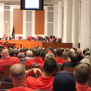 """What's Broken?"" Confusion and Tension at Council Meeting Over JEA Sale"